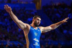 Российский борец Махов стал чемпионом ОИ-2012 из-за допинга у соперников