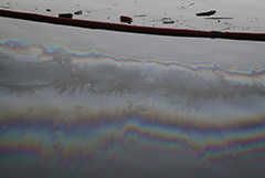 Авиационное топливо нашли еще в одном озере в Красноярском крае