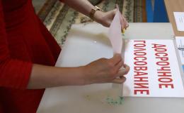 ЦИК Белоруссии назвал количество проголосовавших досрочно
