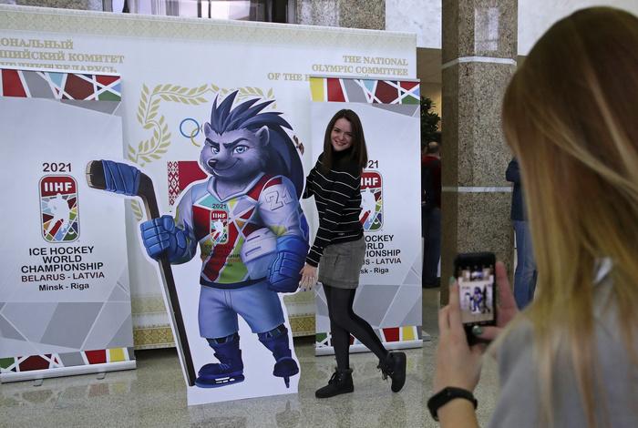 В Международной федерации хоккея рассматривают перенос ЧМ-2021 из Минска