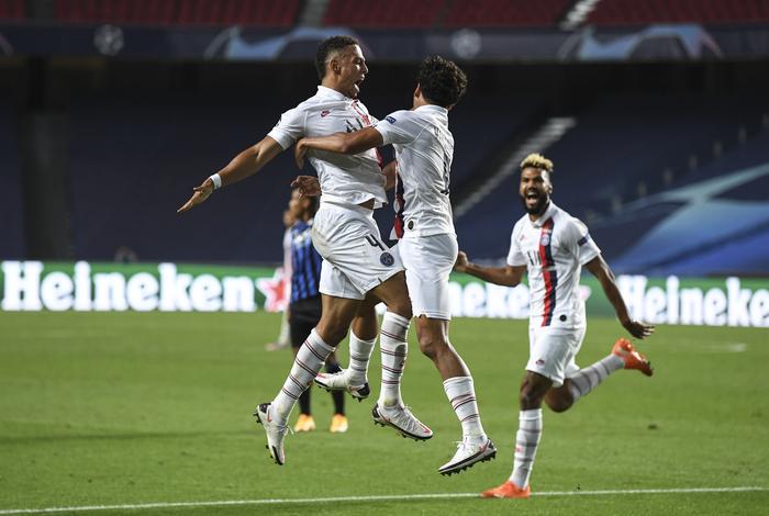 ПСЖ стал полуфиналистом Лиги чемпионов
