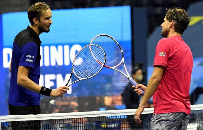 Медведев проиграл Тиму в полуфинале US Open