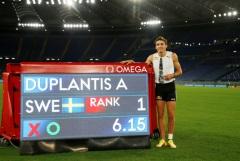 Шведский прыгун с шестом побил рекорд Бубки на открытом воздухе