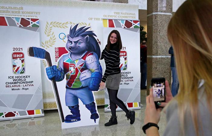 IIHF не будет переносить чемпионат мира по хоккею из Минска