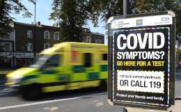 Премьер Великобритании объявил о второй волне коронавируса