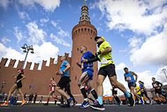 Московский марафон нацелился попасть в серию крупнейших в мире
