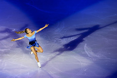 Российская фигуристка Радионова объявила о завершении карьеры