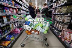 Продукты в РФ в январе-августе дорожали в 3 раза быстрее, чем в ЕС