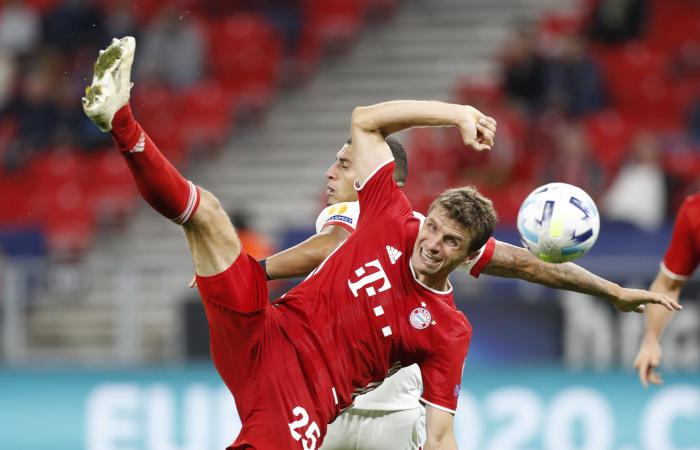 """Бавария"" выиграла Суперкубок УЕФА"