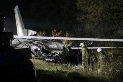 Спасатели пока не нашли трех человек после крушения Ан-26 под Чугуевом