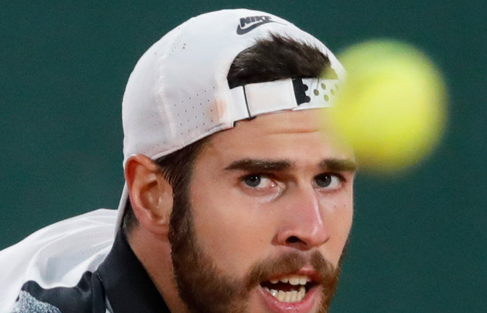 Хачанов проиграл Джоковичу в четвертом круге Roland Garros