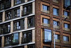 Сентябрь стал лучшим в этом году месяцем по объему ввода жилья