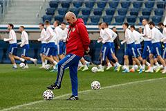 Россия опустилась на 34-е место в рейтинге ФИФА