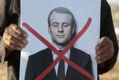 Франция готовит ответные меры из-за оскорбительных заявлений Эрдогана