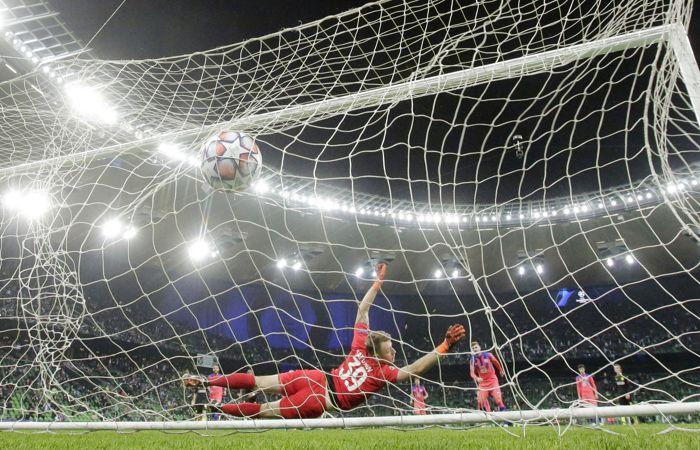 """""""Челси"""" разгромил """"Краснодар"""" в Лиге чемпионов УЕФА"""