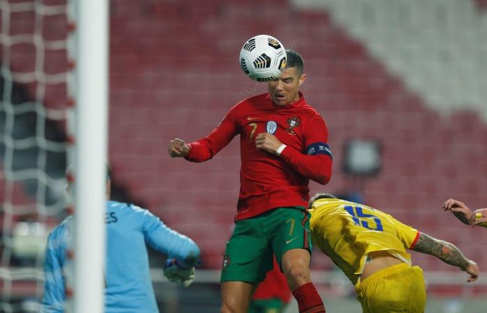 Роналду выиграл сотый матч за сборную Португалии