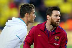 ФИФА включила Роналду и Месси в претенденты на звание игрока года