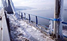 Открытие моста на остров Русский отложено на неопределенный срок