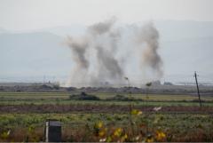 В НКР сообщили о боях по всем направлениям зоны карабахского конфликта