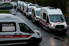 В России выявлены еще 16 710 случаев заражения коронавирусом