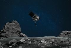 Космический аппарат НАСА рассыпал часть грунта с астероида Бенну