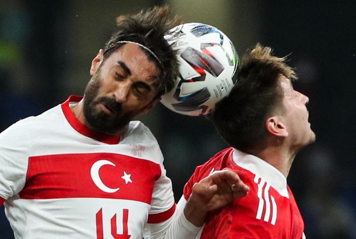 Россия сыграла вничью с Турцией в Лиге наций УЕФА