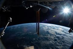 На МКС отключилась система кондиционирования воздуха