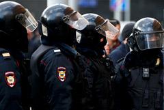 Призывающих выйти на митинг 23 января предупредили о нарушении закона
