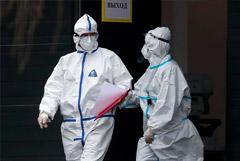 В России за сутки выявлено еще 21,9 случаев заражения коронавирусом