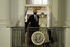 Ряд мировых лидеров отреагировали на вступление Байдена в должность президента США