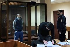 Дравшийся с росгвардейцами на митинге чеченец арестован на два месяца