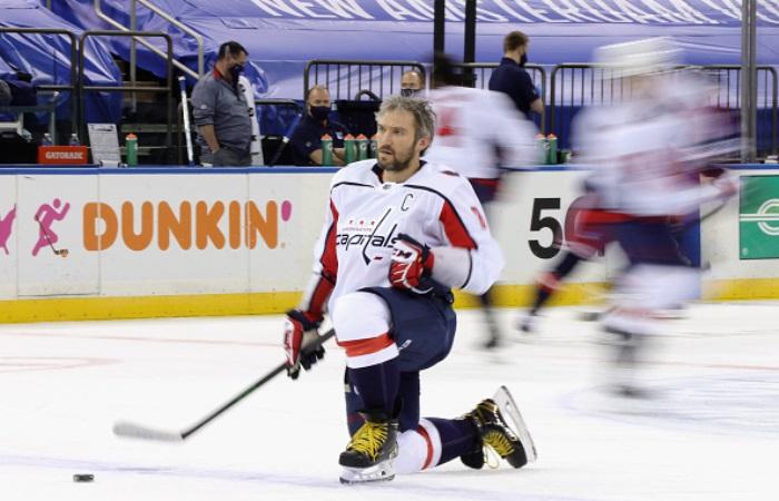 Овечкин вышел на чистое седьмое место по числу голов в истории НХЛ