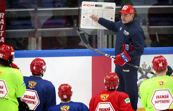 Чехия станет первым соперником России на ЧМ-2021 по хоккею