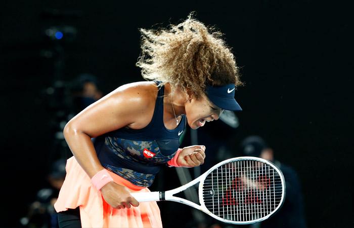 Японка Наоми Осака во второй раз выиграла Australian Open