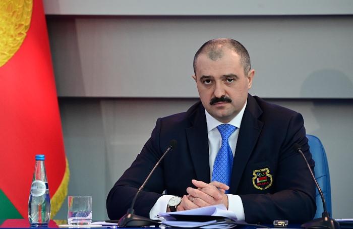 МОК отказался признавать сына Лукашенко главой НОК Белоруссии