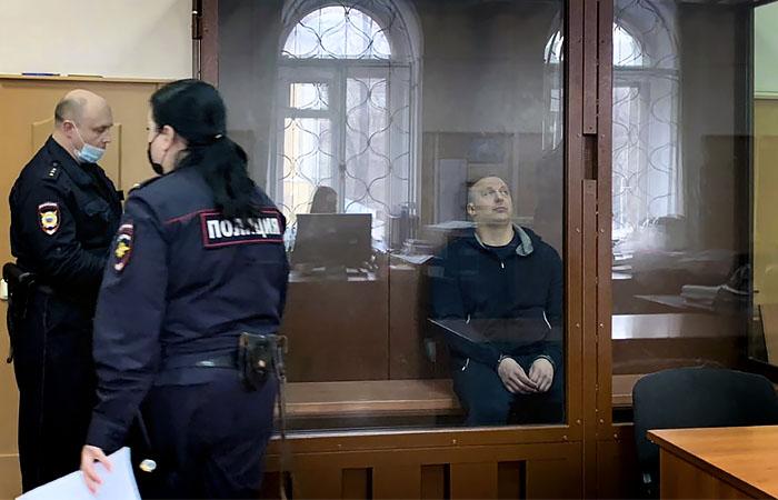 Член исполкома ОКР арестован на два месяца по обвинению в мошенничестве