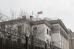 Украина вышлет старшего дипломата посольства России