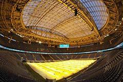 Три матча Евро-2020 перенесены из Дублина в Санкт-Петербург