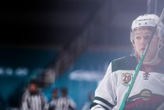 НХЛ назвала Капризова претендентом на звание лучшего новичка