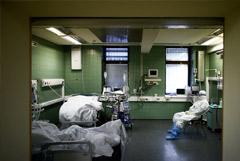 В России за сутки выявлено 8,2 тыс. случаев коронавируса