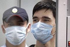 Напавший на школу в Казани арестован