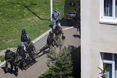 В правительстве Татарстана одобрили действия сотрудников школы №175