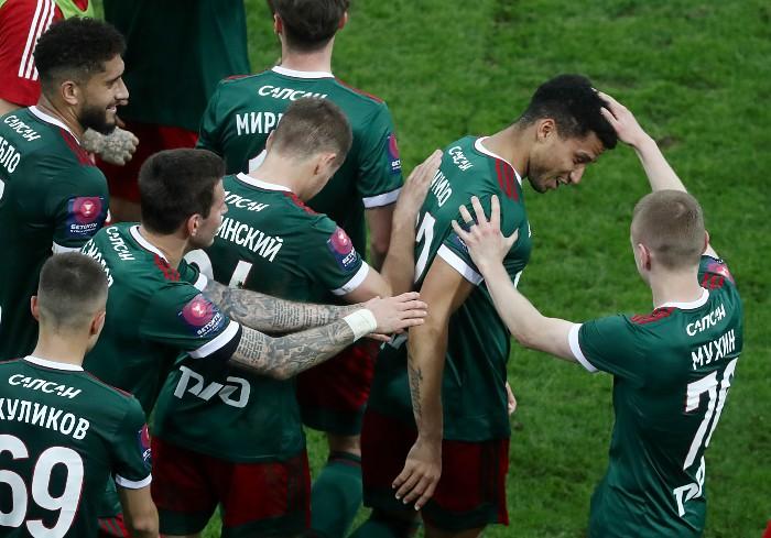 """""""Локомотив"""" в девятый раз выиграл Кубок России по футболу"""