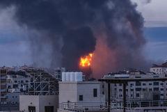 Палестинцы из Газы после паузы возобновили пуски ракет по Израилю