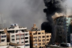 США после авиаудара Израиля потребовали обеспечить безопасность СМИ