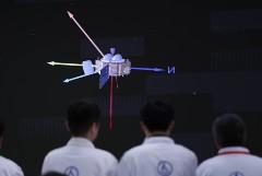 Китайский зонд совершил посадку на поверхность Марса