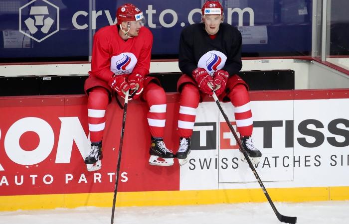 Чемпионат мира по хоккею стартует в Риге