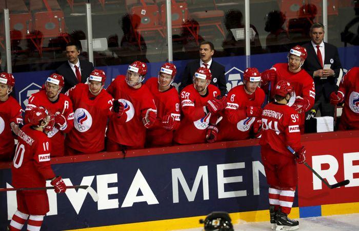 Россия сыграет со Швецией за место в плей-офф