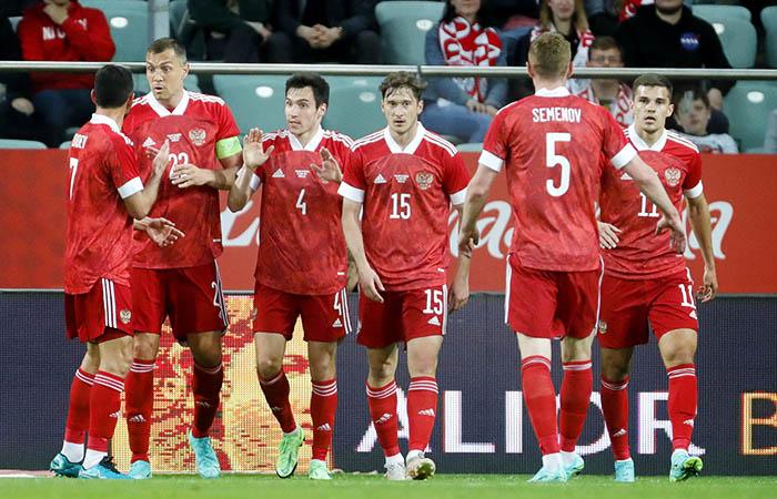 Названа окончательная заявка сборной России на Евро-2020