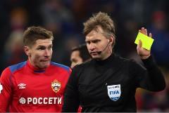 УЕФА подтвердил отстранение Лапочкина от судейства на 10 лет